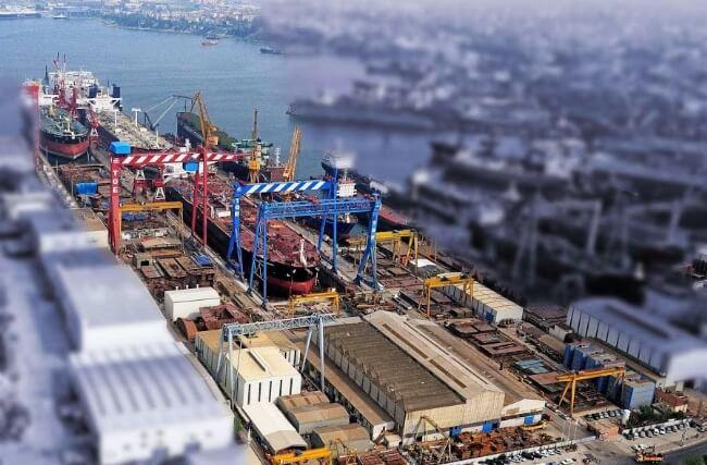 """07062016102450 - Tersane, Denizcilik Ve Mega Yapı Sektörünün İlk Ar-Ge Merkezi """"Tuzla Gemi Endüstri A.Ş. GEMAK"""""""