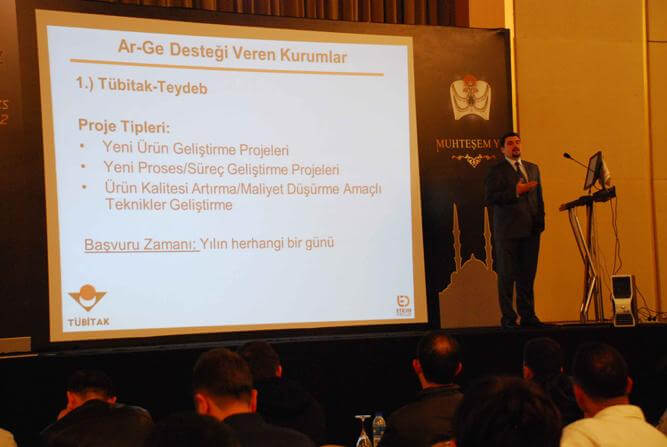 487PMELSeminer 32 - 15 Ekim'de Tekyaz ile Yeşilköy WOW Hotel & Convention Center'daydık!